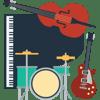 jazz quartet (organ or piano)