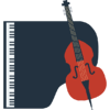 jazz duet (piano & upright bass)