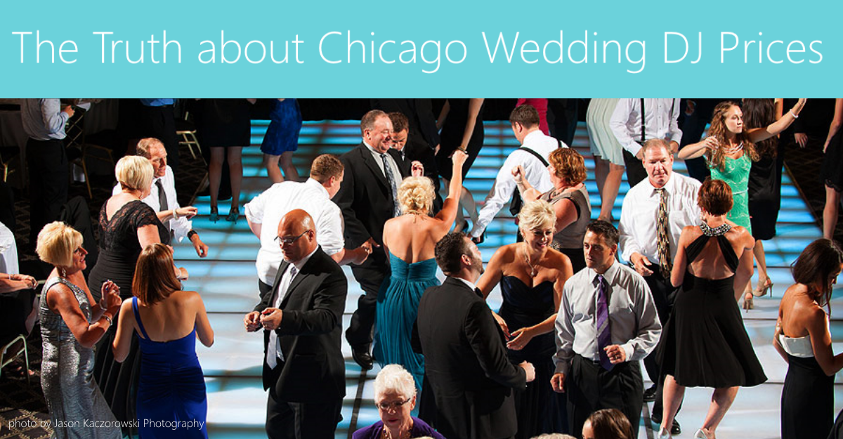 the truth about chicago wedding dj
